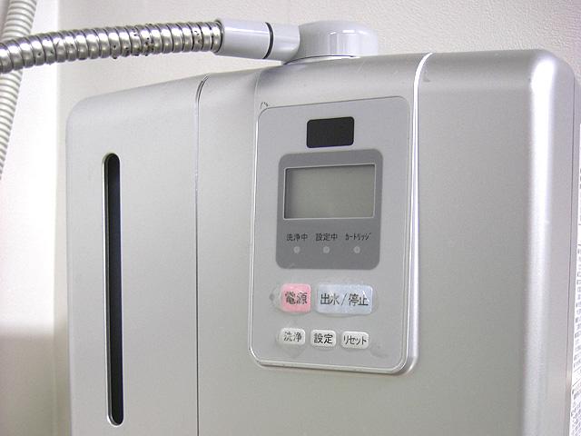 中性電解水生成器